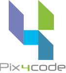 Pix4code Logo